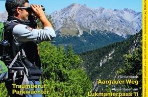 Wandermagazin SCHWEIZ: Wandermagazin SCHWEIZ: Schweizerischer Nationalpark - die schönsten Wanderungen