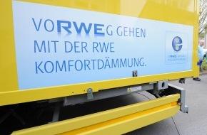 RWE Effizienz GmbH: 20 Mehrfamilienhäuser in Bochum mit neuer Wärmedämmung