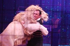 """Aktionsbündnis """"Tiere gehören zum Circus"""": Tiere im Zirkus: Kommunale Wildtierverbote ohne wissenschaftliche Grundlage"""