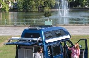Messe Düsseldorf: Caravan Salon Düsseldorf: Kompakte, aerodynamische und vielseitige Fahrzeuge im Trend