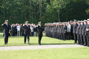 Deutsche Marine - Presseinformation: Personalwechsel im Flottenkommando