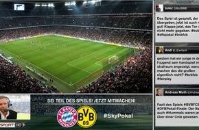 Sky Deutschland: Das elfte Double für die Bayern oder der erste Titel für Tuchel? Das DFB-Pokalfinale am Samstag live bei Sky