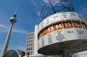 visitBerlin: Berlin präsentiert 2015 Spitzensport und spannende Kunst