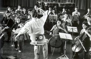 Schweizer Jugend-Sinfonie-Orchester: Schweizer Jugend-Sinfonie-Orchester auf Tournee
