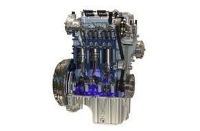 Ford-Werke GmbH: Ford testet Zylinder-Deaktivierungs-Technologien zur Verbesserung des preisgekrönten 1,0-Liter-EcoBoost-Motors