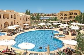 alltours flugreisen gmbh: Ägypten ist im Winter ein attraktives Urlaubsziel für Wassersportler / Großes Angebot an Tauch- und Surfschulen in Hurghada und Marsa Alam