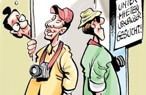 """Bundesgeschäftsstelle Landesbausparkassen (LBS): """"Normale"""" Untermieter? / Ständig wechselnde Touristen fallen nicht unter diese Kategorie"""