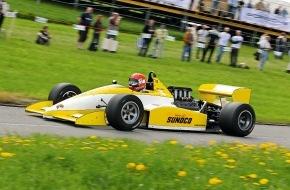 Verein Grand Prix Mutschellen: GP Mutschellen: Grösster Oldtimer-Rennsportanlass der Schweiz  findet am Sonntag, 4. Mai 2014 statt