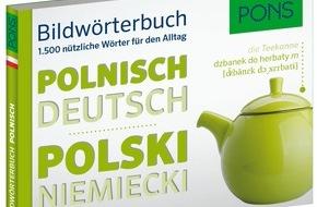 PONS GmbH: Sag´s mit Bildern - Bildwörterbücher im Taschenformat von PONS