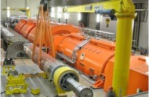 Kernkraftwerk Gösgen-Däniken AG: 180 Millionen Franken für verbesserte Energieeffizienz