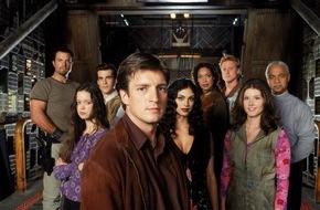 """Tele 5: Endlich Zuhause! """"Firefly"""", eine der weltweit beliebtesten Serien, findet TV-Heimat auf TELE 5 / Ab 18. Februar 2016, immer donnerstags in Doppelfolgen ab 20:15 Uhr"""