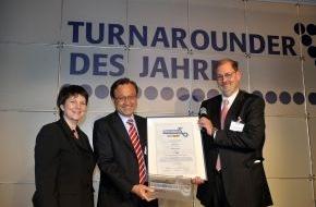 """MEDISANA AG: Medisana-CEO Ralf Lindner ist """"Turnarounder des Jahres"""""""