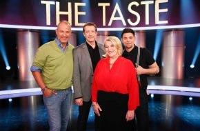 """SAT.1: Welcher Koch hat das richtige Erfolgsrezept? Die zweite Staffel """"The Taste"""" startet am 8. Oktober 2014 in SAT.1"""