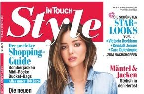 """Bauer Media Group, InTouch Style: Miranda Kerr in InTouch Style: """"Ich war schon als Kind kein typisches Girlie"""""""