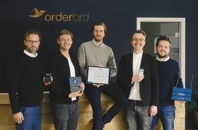 orderbird AG: orderbird schließt Finanzierungsrunde über 20 Millionen Euro ab: Digital+ Partners, METRO GROUP und Concardis investieren in iPad-Kassensystem