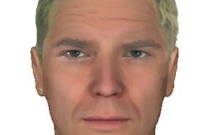 Polizeipräsidium Südhessen: POL-DA: Erzhausen: Phantombildfahndung nach unbekanntem Autoaufbrecher