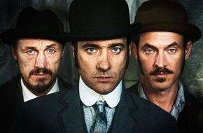 """ZDFneo: ZDFneo zeigt dritte Staffel """"Ripper Street"""" als Free-TV-Premiere"""