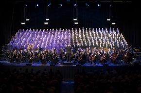 Kirche Jesu Christi der Heiligen der Letzten Tage: Mormon Tabernacle Choir beendet erste Tournee durch Europa seit 20 Jahren