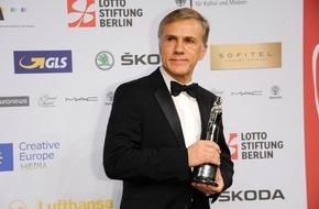 Skoda Auto Deutschland GmbH: Chauffeur der Stars: SKODA als offizieller Partner beim Europäischen Filmpreis 2015