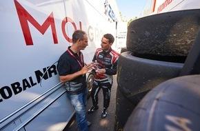 """MOL Group: Der österreichische Motorsport-Champion Günther """"Knobi"""" Knobloch unterstützt Norbert Michelisz"""