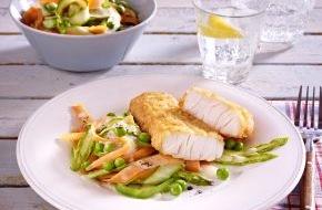 iglo Deutschland: Fisch mal anders - Kreativ kochen mit Filegro