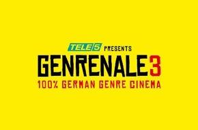 """Tele 5: TELE 5 IST HAUPTSPONSOR DER DRITTEN GENRENALE DER """"ANTI-MAINSTREAM""""-TV-SENDER UNTERSTÜTZT DAS GENREFILM-FESTIVAL"""