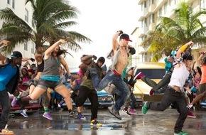 """ProSieben Television GmbH: """"Step Up: Miami Heat"""" am 6. August 2015 auf ProSieben"""