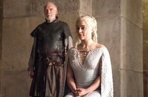 """RTL II: Deutsche Free-TV-Premiere: RTL II zeigt die fünfte Staffel von """"Game Of Thrones"""""""