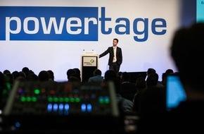 Powertage / MCH Group: Powertage 2016: signaux positifs pour l'avenir énergétique