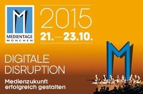 Sky Deutschland: Werbebudgets in Zeiten von digitaler Disruption - Sky Media Panel auf den Medientagen