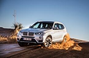 BMW Group: 30 Jahre BMW Allrad-Kompetenz: Vom BMW 325i Allrad zum BMW X5 xDrive40e