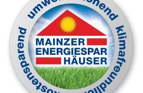 BKM Bausparkasse Mainz AG: BKM kombiniert im neuen Hausprogramm Klimaschutz und wertstabile Altersvorsorge