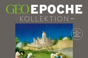 Gruner+Jahr, GEO EPOCHE: Neue Magazinreihe GEO EPOCHE KOLLEKTION ist ab 16. Dezember 2015 im Handel erhältlich