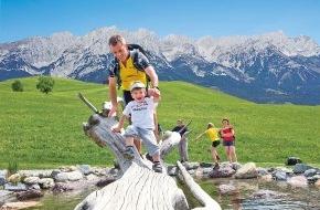 SkiWelt Wilder Kaiser-Brixental Marketing GmbH: SkiWelt-Sommergäste dürfen sich freuen: Attraktive Angebote bei 17 Bonuspartnern