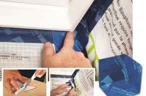 MOLL bauökologische Produkte GmbH: Neu: 3D-Innen- und Außeneckenformteile für Anschlüsse bei Ecken und Balken - Perfekte Lösung für Dachflächenfenster