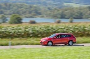Mobility Carsharing Schweiz: Les voitures de car sharing sont beaucoup plus écologiques que la moyenne suisse