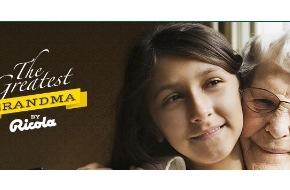 Ricola: Ricola recherche la meilleure mamie du monde