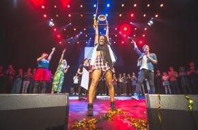 Rundfunk Berlin-Brandenburg (rbb): GEWINNER DES NEW MUSIC AWARD 2014: LARY