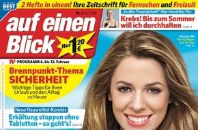 """Bauer Media Group, auf einen Blick: Krebskranke Hendrikje Fitz: """"Bis zum Sommer halte ich durch - ich fühle es"""""""