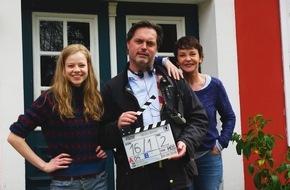 """NDR / Das Erste: """"Der Usedom-Krimi"""" geht weiter: Kathrin Sass und Lisa Maria Potthoff auf der Ostsee-Insel vor der Kamera"""