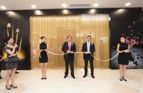 Nestlé Nespresso SA: Nespresso eröffnet in Shanghai seine 200. Boutique weltweit