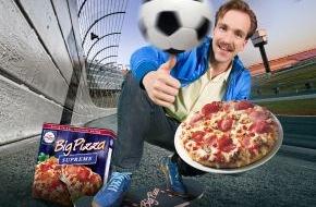 Nestlé Wagner GmbH: Mit Big Pizza von Wagner top Sport-Events erleben