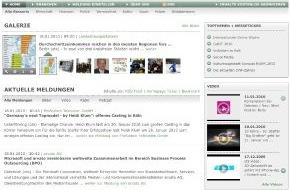news aktuell GmbH: IVW-Zahlen 2009 bestätigen: Presseportal.de weiterhin auf Erfolgskurs