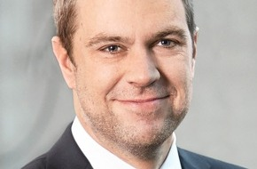 Franke Group: Lukas Burkhardt neuer Chief Operating Officer der Franke Gruppe