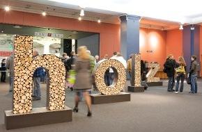 Holz / MCH Group: Holz, du 8 au 12 octobre 2013: Là où bois et haute technologie conjuguent leurs talents (IMAGE/ANNEXE)