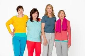 Mrs.Sporty GmbH: Mrs.Sporty des Jahres 2013 Wahl: Stefanie Graf ehrt Frauen für stolze Erfolge