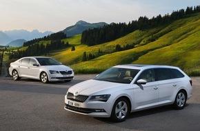 Skoda Auto Deutschland GmbH: SKODA im November: Auslieferungen bleiben auf hohem Niveau