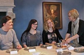 Congress- und Tourismus-Zentrale Nürnberg: Eine Zeitreise in die Welt des Essens - In den Nürnberger Museen wird es kulinarisch
