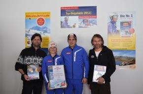 SkiWelt Wilder Kaiser-Brixental Marketing GmbH: Mehr Skigebeit fürs Geld gibt's nicht: SkiWelt top beim ADAC SkipassIndex 2011