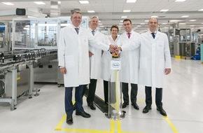 Roche Diagnostics GmbH: Roche eröffnet am Standort Mannheim ein neues Produktionsgebäude für Immundiagnostika